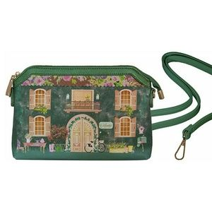 A Year in the Village crossbody purse - DISCOUNTED